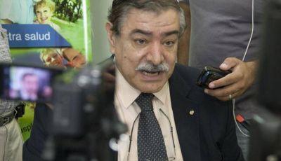 """""""Esto es mala fe de las autoridades del Círculo Médico"""""""