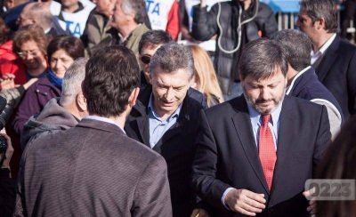 Las palabras de Macri confrontan con la realidad de la industria pesquera