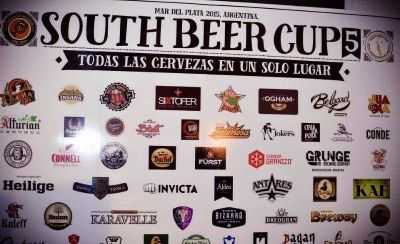 La edici�n 2017 de la Copa Libertadores de cervezas se hace en Mar del Plata