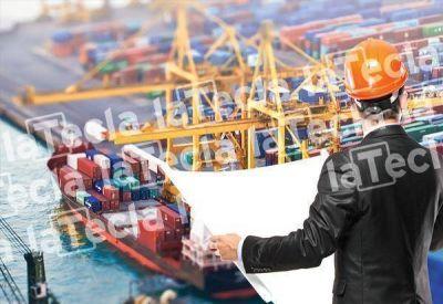 El equipo de los puertos bonaerenses