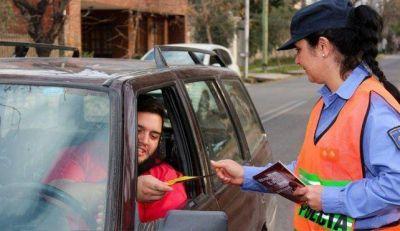 Comenzó a funcionar el Registro Nacional de Personas Inhabilitadas para conducir