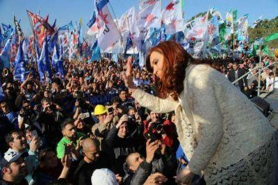 Cristina desliz� que el Presidente fue