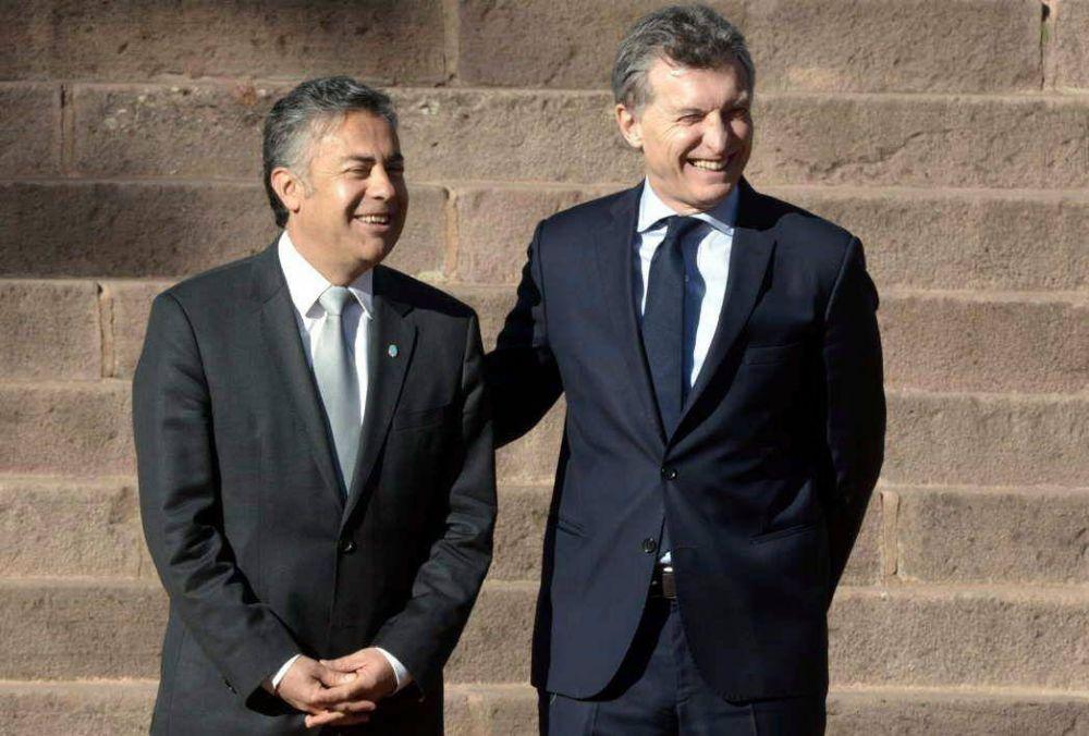 La Nación licitará la represa Portezuelo del Viento