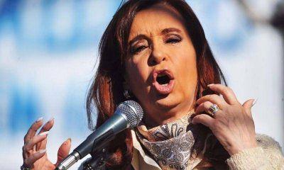 Cristina dijo que ahora no quiere ser la jefa, pero se volvió a probar ese traje