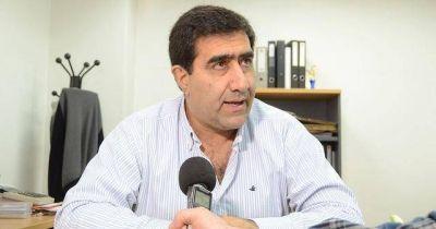 """Acidez entre gobiernos por el ISSN: """"está fundido"""", dijo Artaza"""