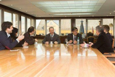 Funcionarios del Ministerio de Ciencia y Tecnología de la Nación estuvieron en Ushuaia