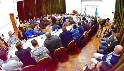 Das Neves reúne al Gabinete Provincial en Rawson