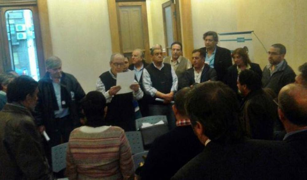 Gremios bonaerenses se oponen a proyecto de ley sobre legislación laboral