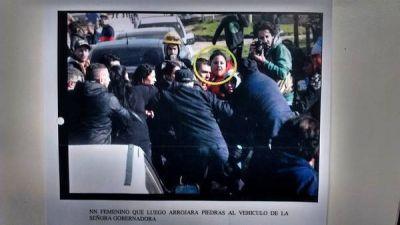 Afirman que los piedrazos a Macri fueron parte de un plan
