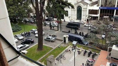 Trasladaron los 9 millones de d�lares de Jos� L�pez de La Plata al Banco Central