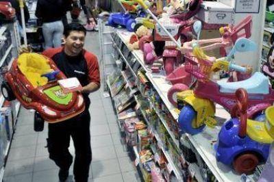 Juguetes: destacan el estímulo del Plan Ahora 12 en las ventas del Día del Niño