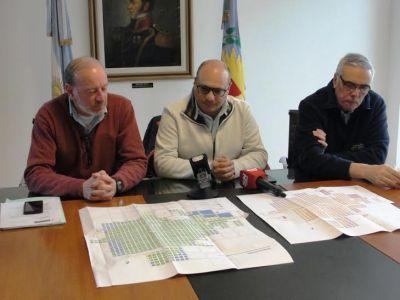El intendente de Balcarce cambió la ejecución de una obra por pedido del FPV