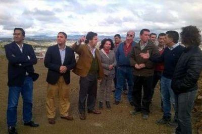 Concejales recorrerán las instalaciones de las cerámicas Salteña y Andina