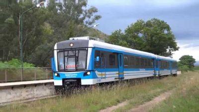 El tren el�ctrico para G�emes, todav�a un sue�o