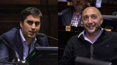 Un diputado de Mar�a Eugenia Vidal y otro de Cristina Kirchner se suben al ring