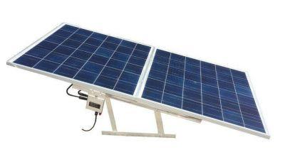 Las paradas de colectivo de las ecoplazas contarán con paneles solares
