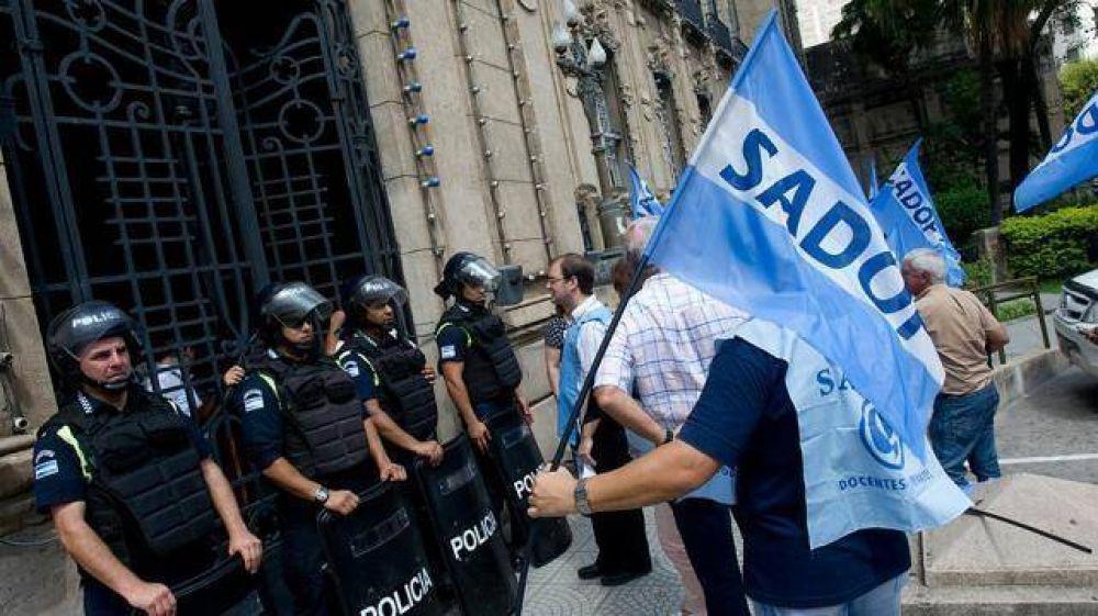 SADOP se suma al paro nacional del 24 de agosto