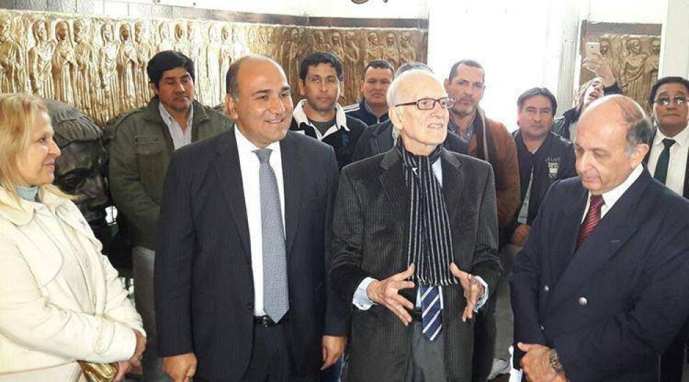 """Manzur: """"Hoy revalorizamos el potencial cultural de Tucumán"""""""