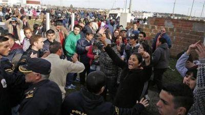 Concejal de Acci�n Marplatense neg� participaci�n en los incidentes contra Macri