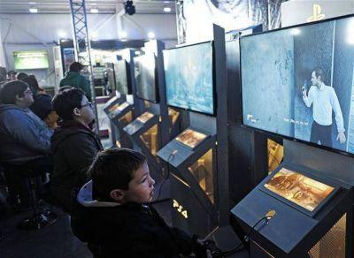 Un encuentro gamer convocó a más de 3000 chicos en Tecnópolis