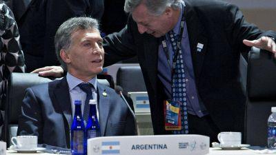 Mauricio Macri ante los l�mites del populismo tarifario