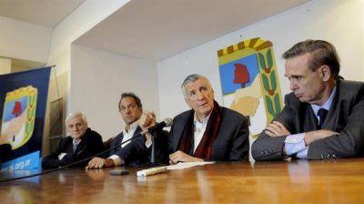 Los nuevos gobernadores del PJ desaf�an al kirchnerismo y empujan la renovaci�n