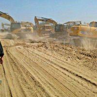 Pilcomayo: Paraguay inici� los trabajos desplegando 25 m�quinas en la zona
