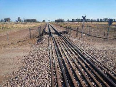 Renovarán 25 kilómetros del Ramal C12 del Belgrano Cargas y harán tratamiento de vías en otros 36
