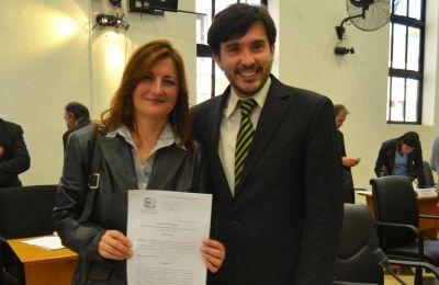 El Concejo incorporó a su agenda adhesión del Municipio a la ley federal de Trabajo Social