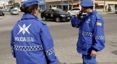 Acto inaugural de la Academia de Policía para la Prevención Local