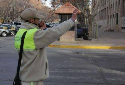 Capital: Los monitores urbanos hacen cerca de 60 multas por día