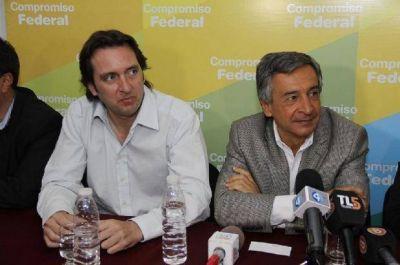 """La polvareda que levantó la """"fórmula natural"""": Basualdo-Cáceres"""