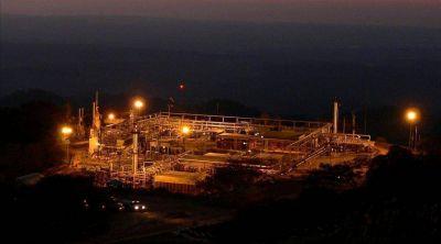En el norte provincial, los gigantes del gas agonizan