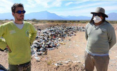 Los jueves separar la basura es prioridad en Cafayate