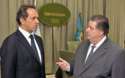Dos exfuncionarios de Scioli, presos por la presunta compra de insumos que nunca llegaron a destino