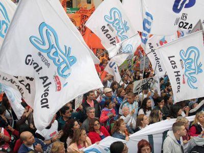 Paro: por temor a los descuentos, el SUTE apuesta a la marcha