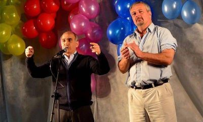 "Interna UCR: Salvador busca ""aclamación"" de gira por los municipios"