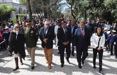 El Vicegobernador participó de las fiestas patronales de San Lorenzo
