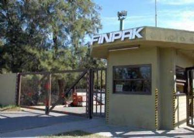 Crisis industrial: Finpak suspende su producción por 10 días