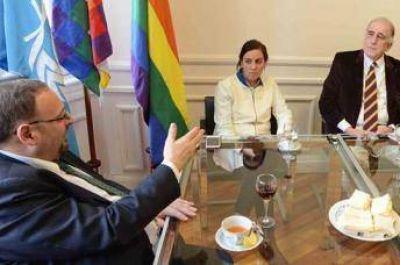 El INADI se reunió con la comunidad musulmana para combatir la islamofobia