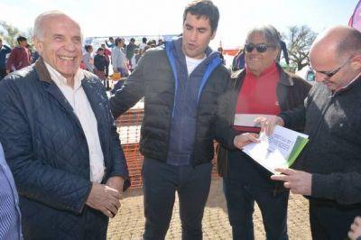 Legisladores provinciales visitaron San Nicolás