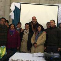 Miner�a firm� un acta compromiso con la comunidad de Punta de Balasto