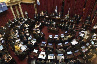 El Senado congela el debate sobre la ley del arrepentido