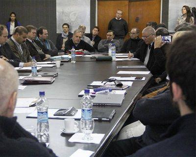 Se reuni� el Consejo Directivo Nacional