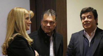 Vidal acelera la divisi�n de La Matanza y podr�a haber despacho de comisi�n en Diputados