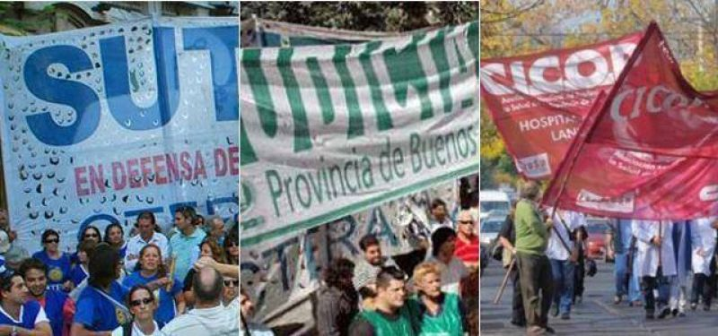Gremios realizarán una nueva jornada de protesta en la provincia