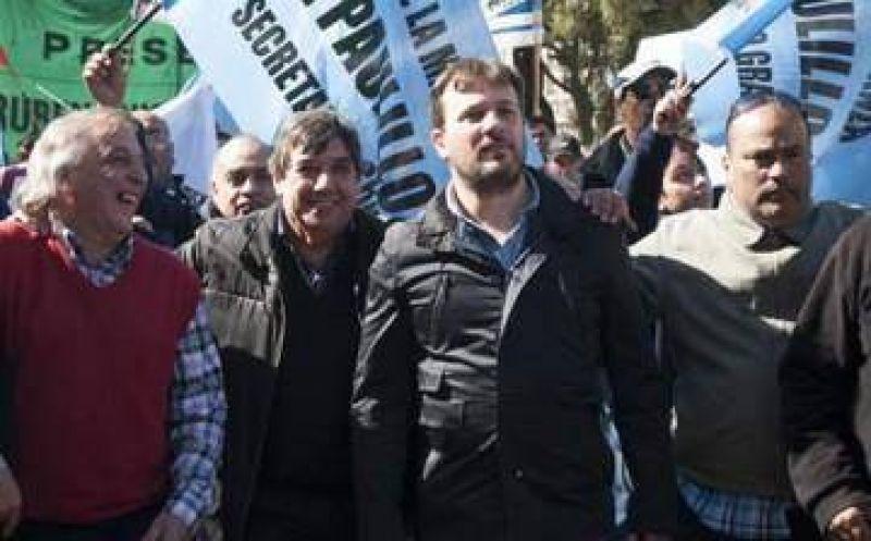 �Daremos pelea a cualquier intendente que no respete a los trabajadores municipales�