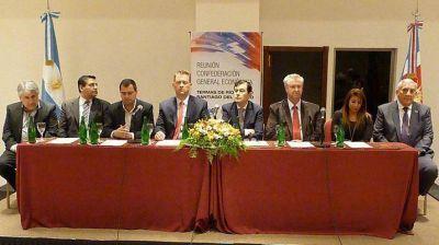 Reunión de la Confederación General Económica Argentina