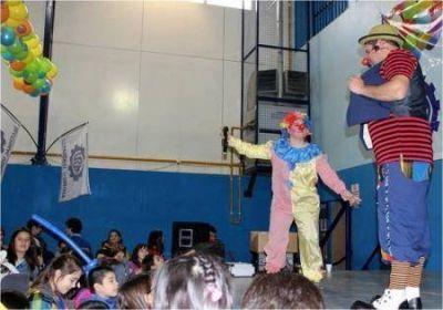La UOM Ushuaia festejó el Día del Niño