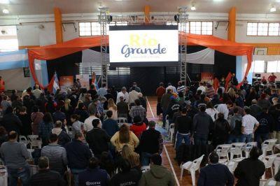 El intendente Melella present� los lineamientos a desarrollar hacia el centenario de R�o Grande